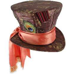 Alice In Wonderland Movie Mad Hatter Hat