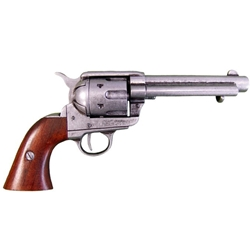 Old West 1873 Frontier Revolver Antiqued Finish Non Firing