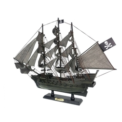 By The Sword Inc Wooden Flying Dutchman Limited Model Pirate Ship 26 Inches