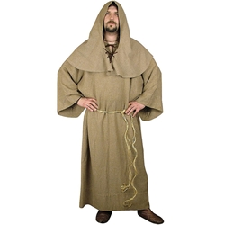 a1665f3d00 Medieval Monks Robe and Hood GH0041