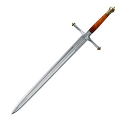 Ice Sword Die-Cast Metal Letter Opener Game of Thrones