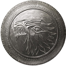 Stark Infantry Shield, A Game Of Thrones