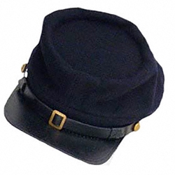 Union Civil War Kepi Cap - Blue